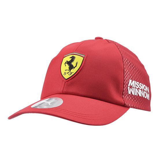 Ferrari Cap BB Team 2019 rot