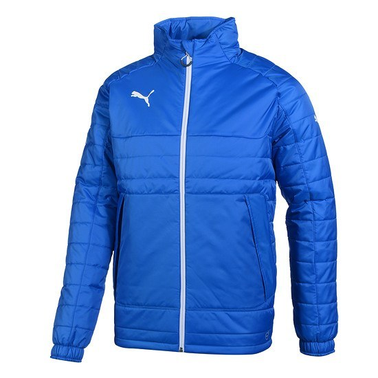 Puma Winterjacke Basic Blau