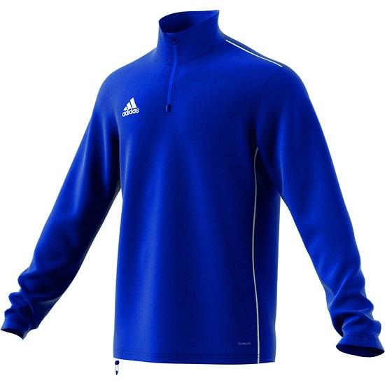 Adidas Trainingsshirt Langarm Core 18 Blau