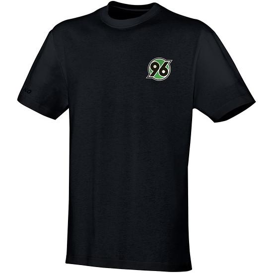 Jako Hannover 96 T-Shirt Team Kinder schwarz