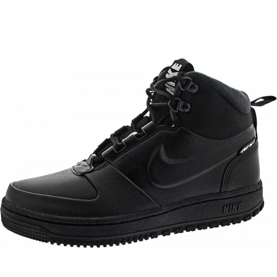 Nike Sneaker Path Winter schwarz
