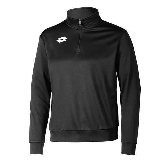 Lotto Trainingsjacke Delta Half-Zip schwarz