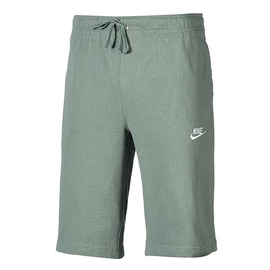 Nike Shorts Sportswear grün/weiß