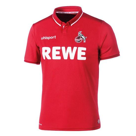 uhlsport 1. FC Köln Trikot 2018/2019 Kinder Auswärts