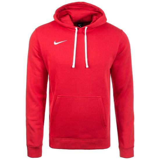 Nike Hoodie Club 19 Rot