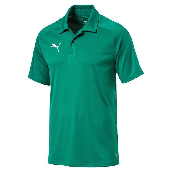 Puma Poloshirt LIGA Sideline Grün