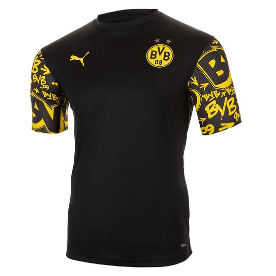 Puma Borussia Dortmund Matchshirt 2020/2021 Auswärts