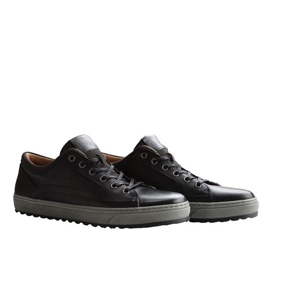 NoGRZ Sneaker P. Harrison Low grau