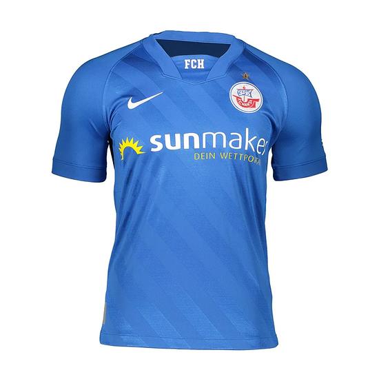 Nike FC Hansa Rostock Trikot 2020/2021 Heim