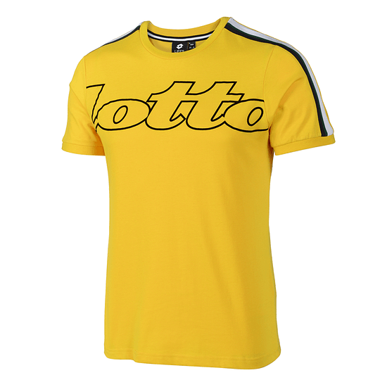 Lotto T-Shirt Athletica II STP gelb