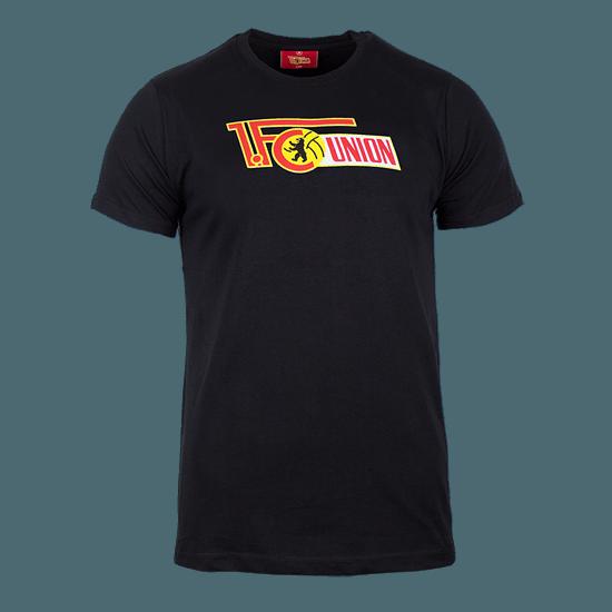 1. FC Union Berlin T-Shirt Logo schwarz