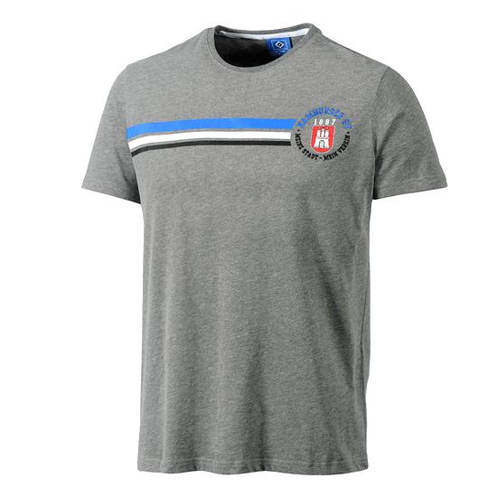 Hamburger SV T-Shirt CORVIN Grau