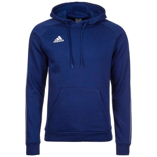 Adidas Hoodie Core 18 Dunkelblau