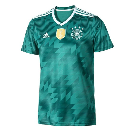 Adidas Deutschland Trikot Auswärts Kinder WM 2018