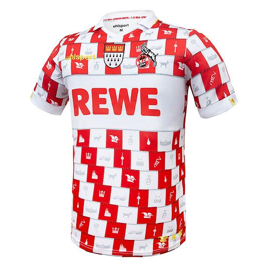 uhlsport 1. FC Köln Trikot 2020/2021 Fastelovend