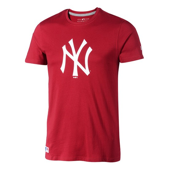 New Era New York Yankees T-Shirt Essential rot