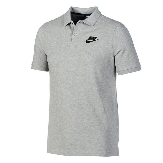 Nike Poloshirt Sportswear Grau