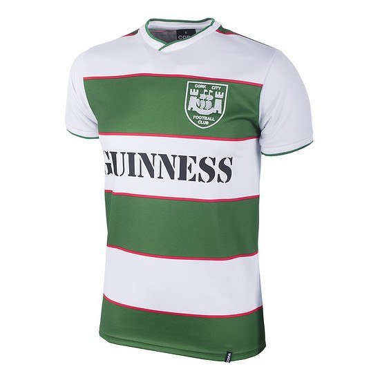 Copa Cork City F.C. 1984 Short Sleeve Retro Shirt