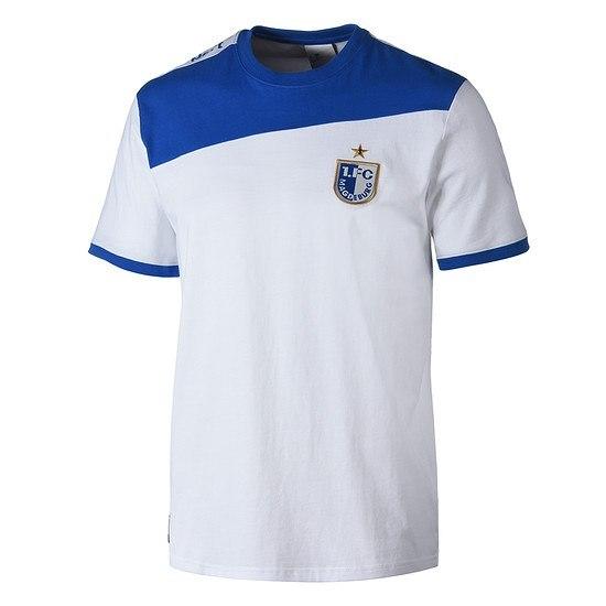 uhlsport 1. FC Magdeburg T-Shirt weiß/blau