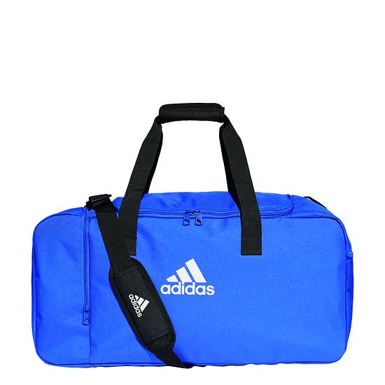 Adidas Sporttasche Tiro Größe M Blau