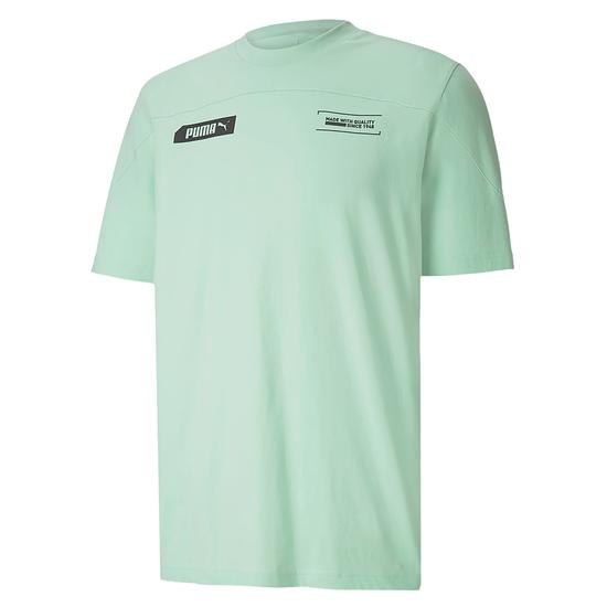 Puma T-Shirt NU-TILITY Mintgrün