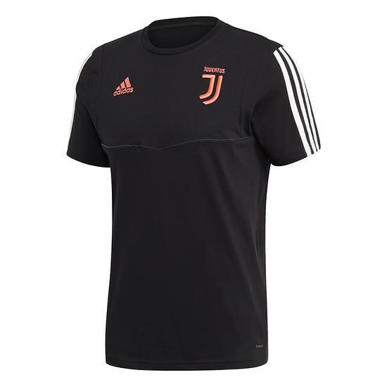 Adidas Juventus Turin T-Shirt 2019/2020 Schwarz