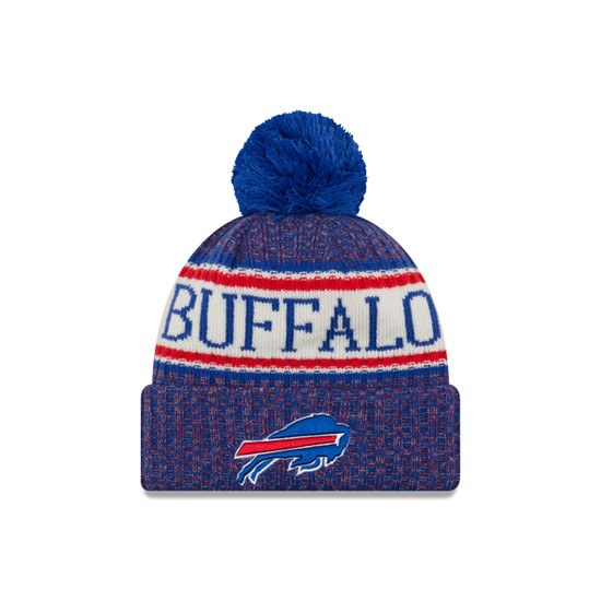 New Era Buffalo Bills Bommelmütze Sport rot