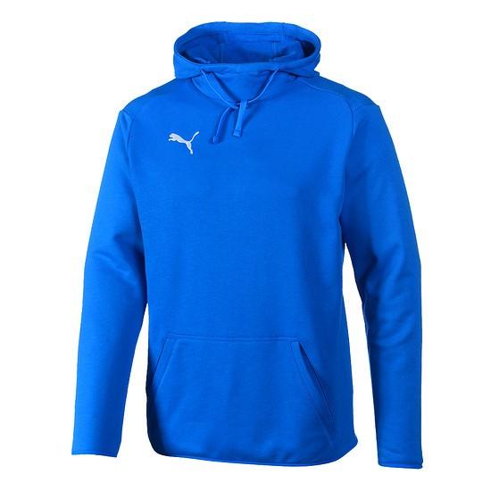 Puma Hoodie LIGA Blau