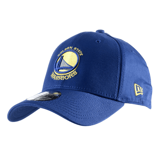 New Era Golden State Warriors Cap Team 39Thirty blau