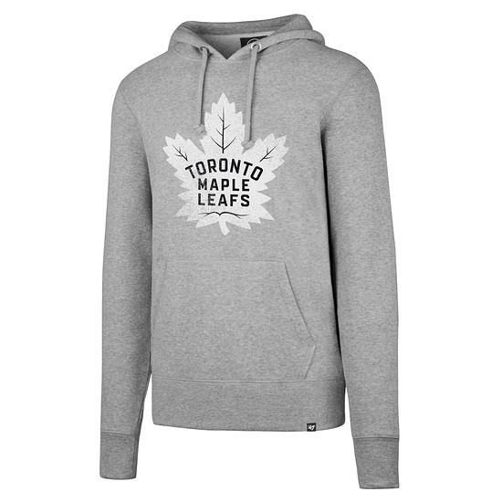 47 Brand Toronto Maple Leafs Hoodie Headline grau