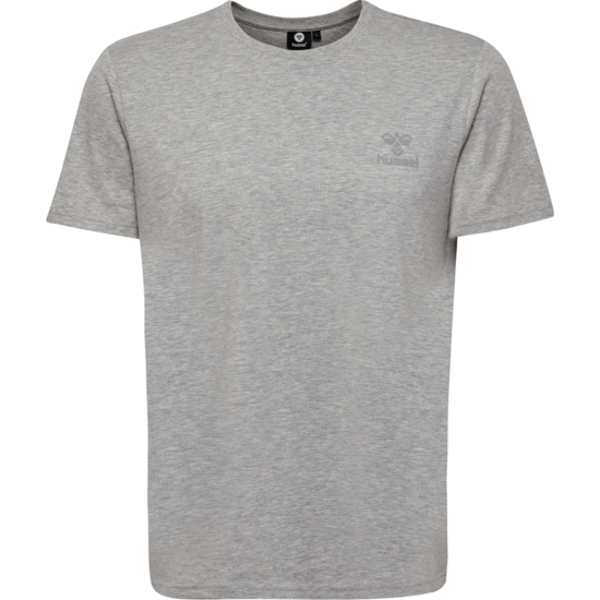 hummel T-Shirt Jaxon grau
