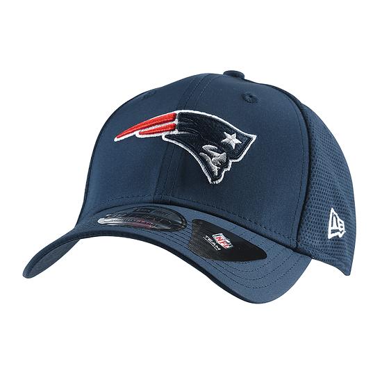 New Era New England Patriots Cap Featherweight 39THIRTY blau