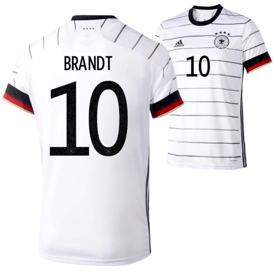 Adidas Deutschland EM 2021 DFB Trikot Heim BRANDT Kinder