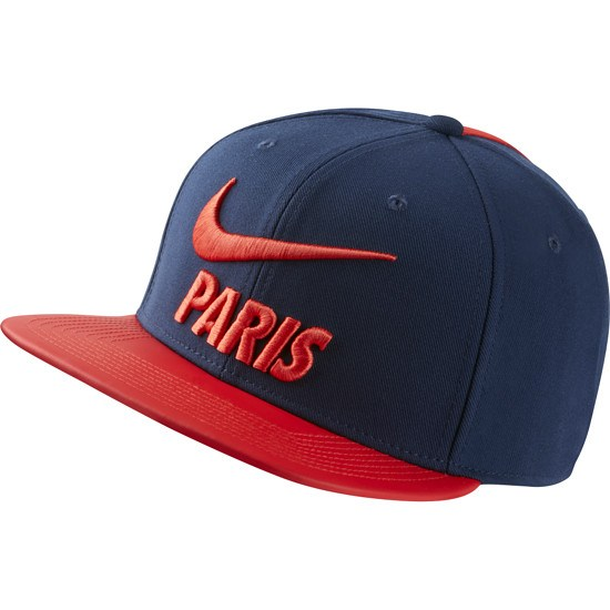 Nike Paris Saint-Germain Cap PSG PARIS Blau/Rot