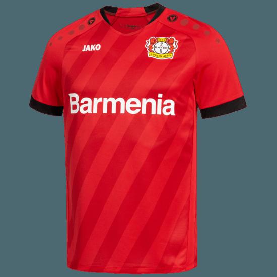 Jako Bayer 04 Leverkusen Trikot 2019/2020 Kinder Heim