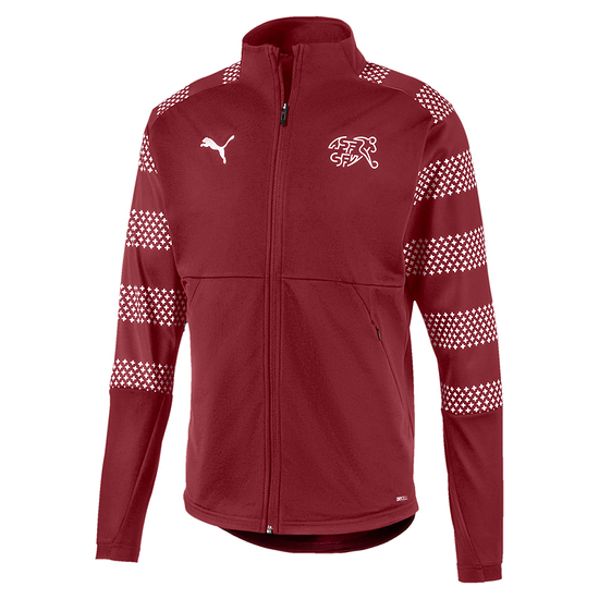 Puma Schweiz Track Jacket EM 2021