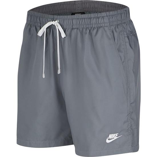 Nike Freizeit- und Badeshorts Grau