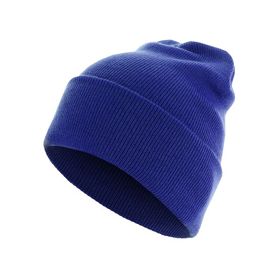 MasterDis Beanie Basic Flap Long royal