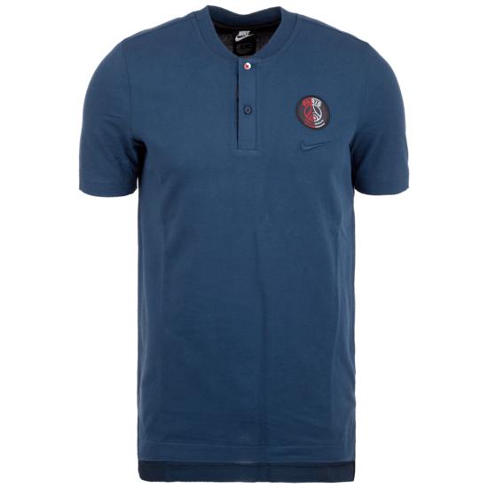 Nike Paris Saint-Germain Poloshirt Modern Authentic dunkelblau