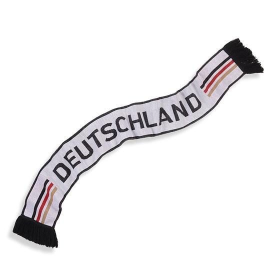 Adidas Deutschland DFB Heim Schal WM 2018 Weiß
