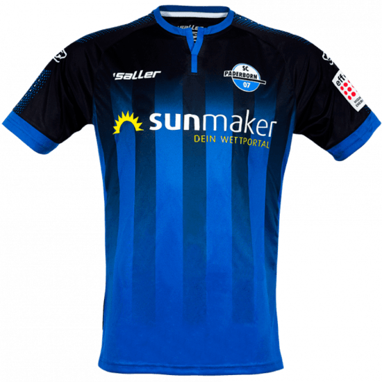 Saller SC Paderborn 07 Trikot 2019/2020 Heim