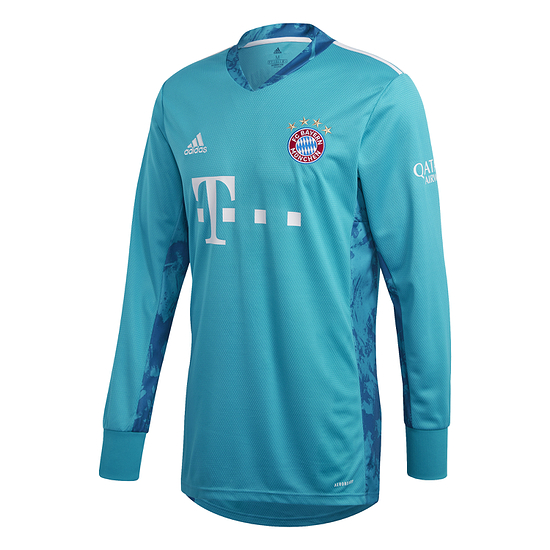 Adidas FC Bayern München Torwarttrikot 2020/2021 Heim