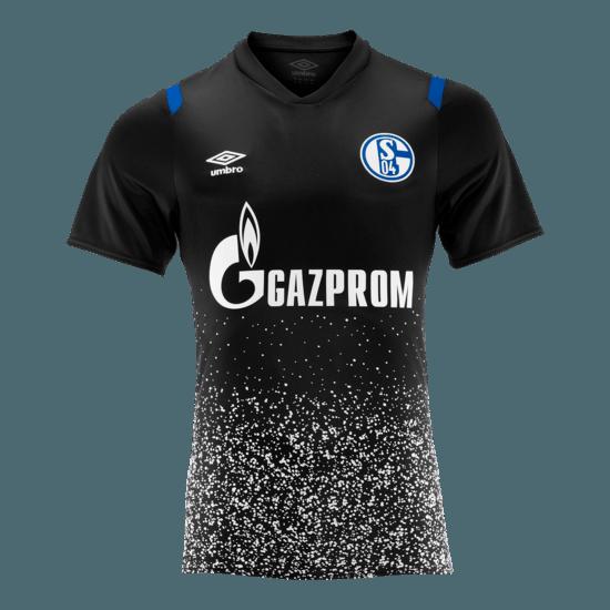 Umbro FC Schalke 04 Trikot 2019/2020 3rd