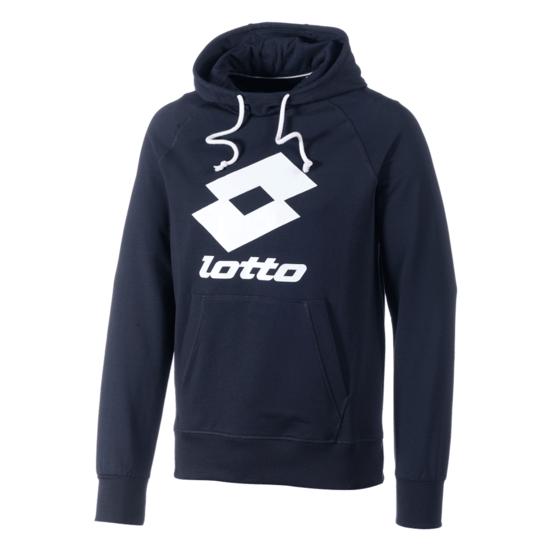 Lotto Hoodie Smart FT LB navy/weiß