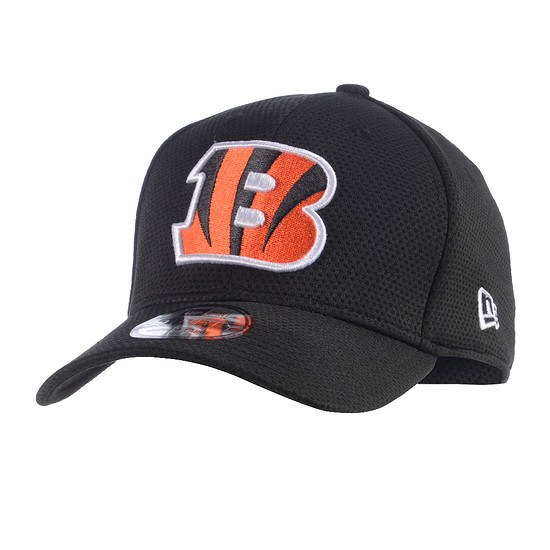 New Era Cincinnati Bengals Cap Sideline 39Thirty schwarz