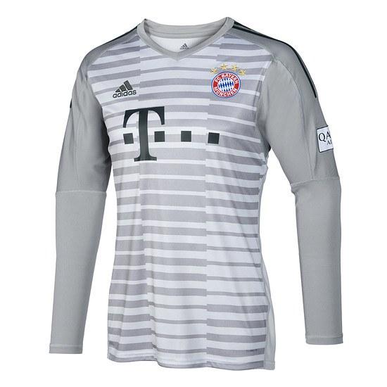 Adidas FC Bayern München Torwarttrikot 2018/2019 Kinder