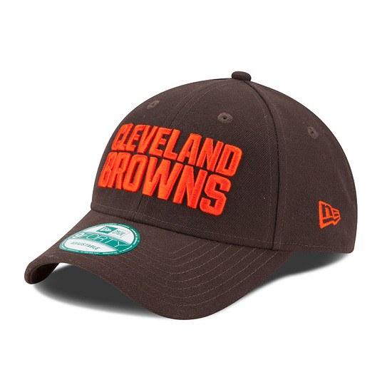 New Era Cleveland Browns Cap The League Team braun