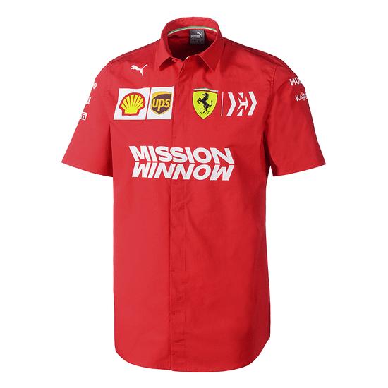 Ferrari Hemd Team 2019 rot