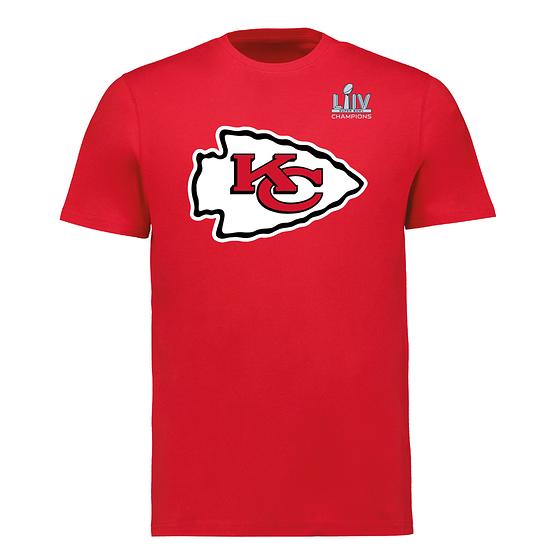 Fanatics Kansas City Chiefs Super Bowl Mahomes T-Shirt rot