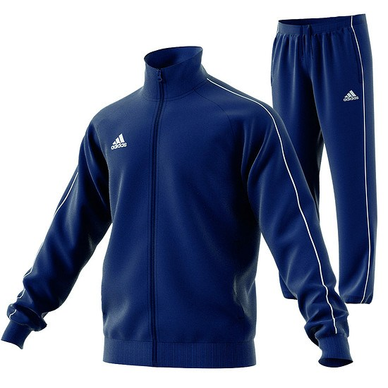 Adidas Trainingsanzug Core 18 Dunkelblau